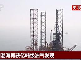 我国渤海再获亿吨级油气大发现