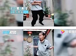 11岁农村女孩跳舞引网友喊话出道