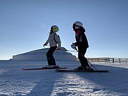 斜杠姐姐原华太优秀了!不仅演技好,还获得了滑雪教练资格证(图文)