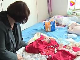 山东58岁高龄产妇生双胞胎