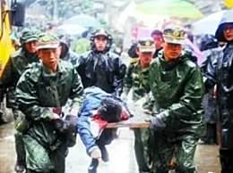 汶川地震被解放军救下的男孩入伍