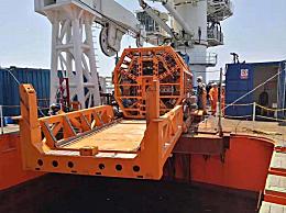 我国深海钻机钻探深度刷新世界纪录