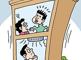 上海一居民连开5年震楼器