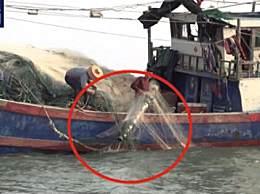 渔民捞获境外间谍窃密装置