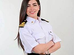 女船长否认导致苏伊士运河堵塞