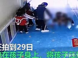 厕所打孩子幼师拒绝接受警方处罚