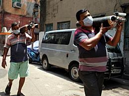印度黑市氧气卖出天价