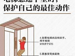 专家提醒被困电梯别担心缺氧或坠落