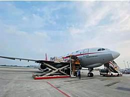 中国红十字会向印提供援助