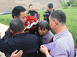 男子被拐33年后回家