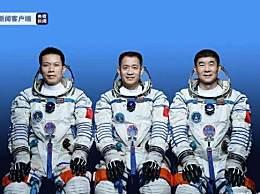 57岁少将聂海胜三探苍穹