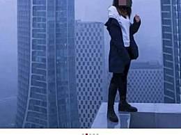 杭州57层楼顶成网红打卡地