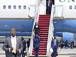 美国副总统哈里斯首次外访被迫掉头