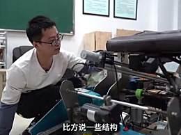 南昌一脑瘫大学生获8项国家级专利