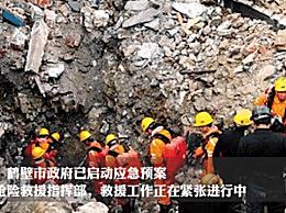 河南一煤矿事故致1死7失联