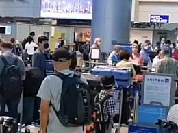 台湾赴美航班爆满