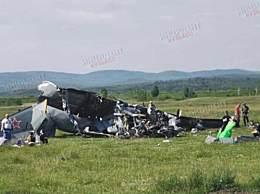俄一飞机发生硬着陆致9死