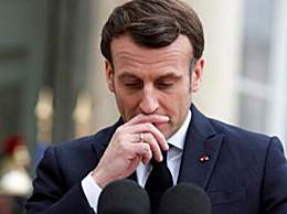 法国总统马克龙回应被掌掴