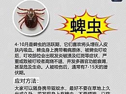 男子被蜱虫咬后染病毒进ICU