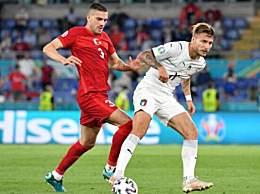 欧洲杯揭幕战意大利3-0土耳其