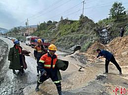 山西铁矿透水事故已致13死