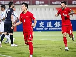 武磊当选战菲律宾最佳球员