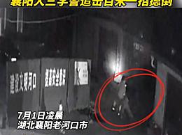 湖北警官学院回应大三学警抓窃贼