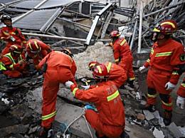 苏州酒店坍塌事故致17人遇难