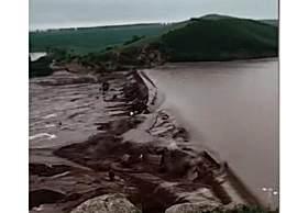 内蒙古水库垮坝:16660人受灾