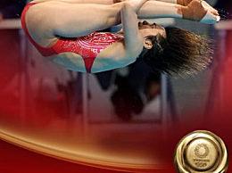 中国队包揽女子3米板金银牌