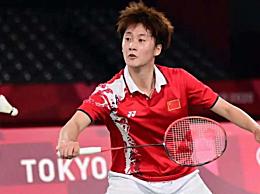 中国羽毛球女单时隔9年夺冠